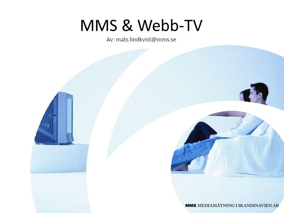 Exempel 3: (Illustration) Webb-TV siffror i HotTop