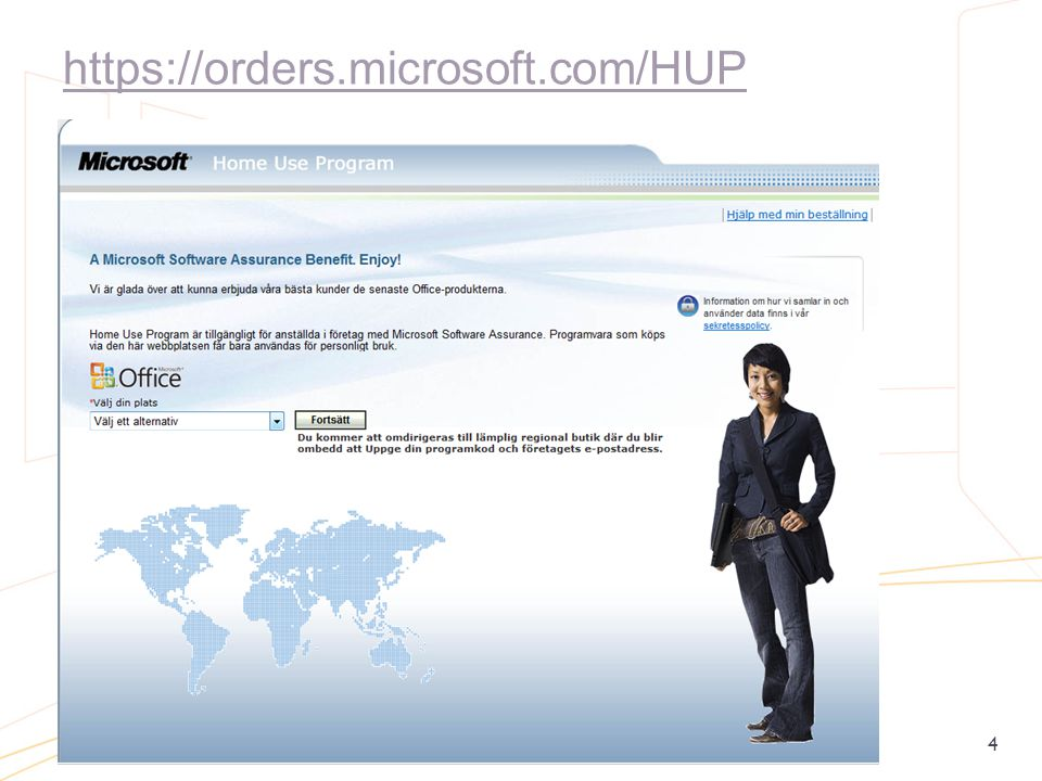 https://orders.microsoft.com/HUP 4