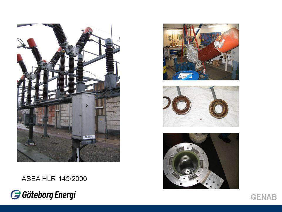 GENAB ASEA HLR 145/2000