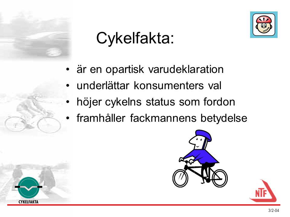 Stopp 5 min bikupa om vad ni tycker är viktigast och vill föra fram när det gäller Cykeltrafikmiljö
