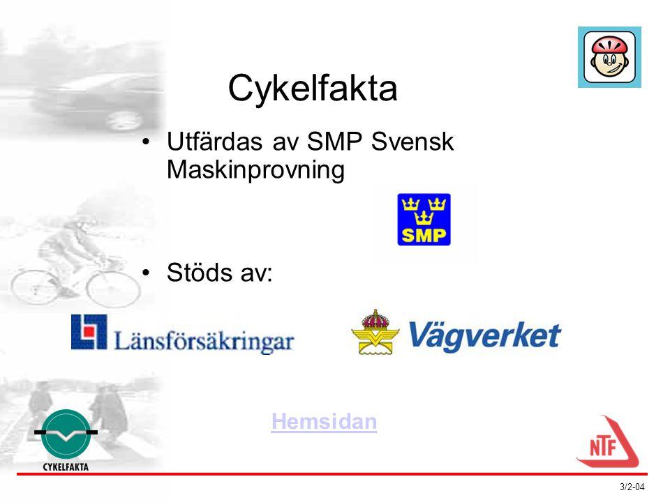 3/2-04 Varumärken med cykelfakta
