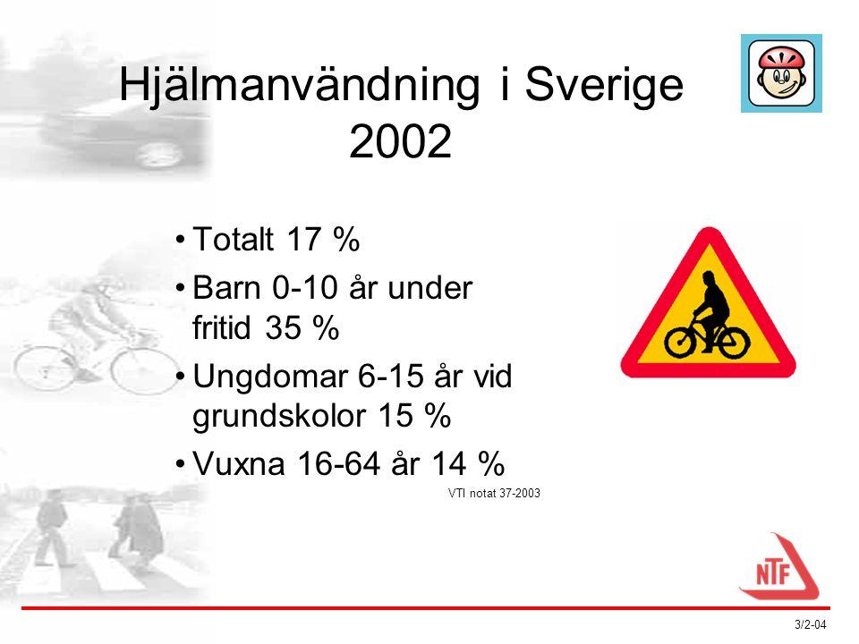 3/2-04 Svårt skadade cyklister 1970-2002