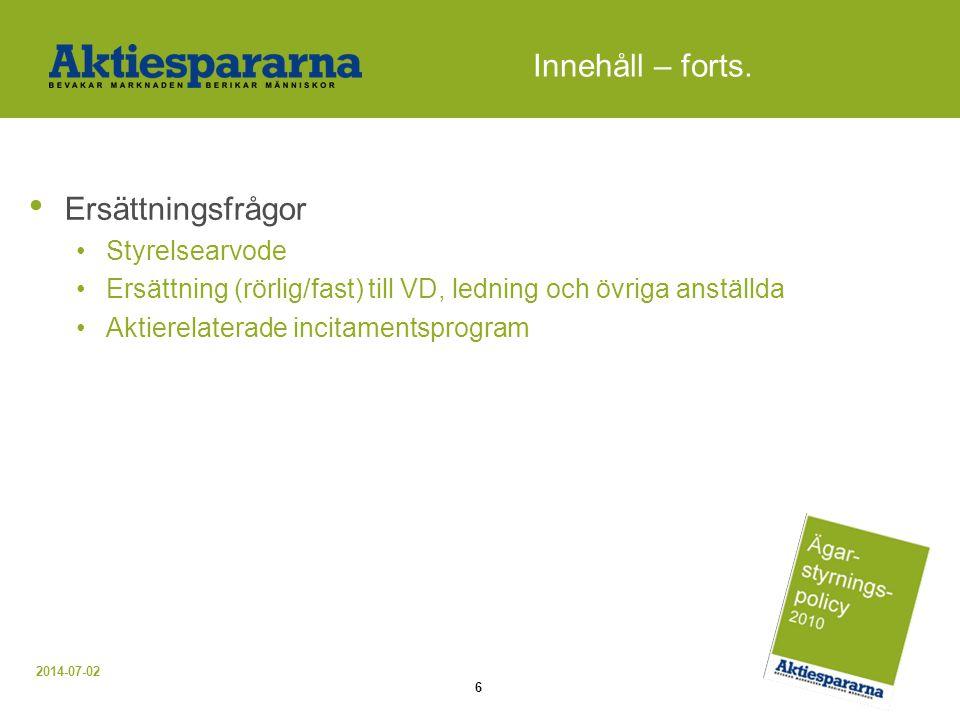 2014-07-02 6 Innehåll – forts.