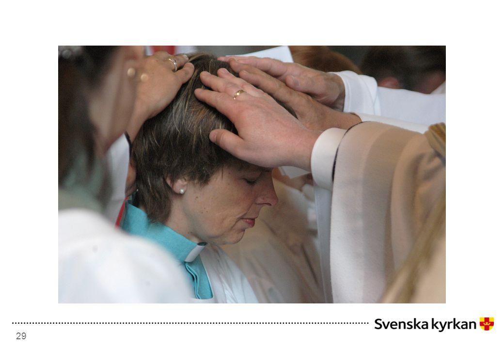 30 Svenska kyrkan vill vara en öppen folkkyrka som välkomnar var och en som söker sig till henne.