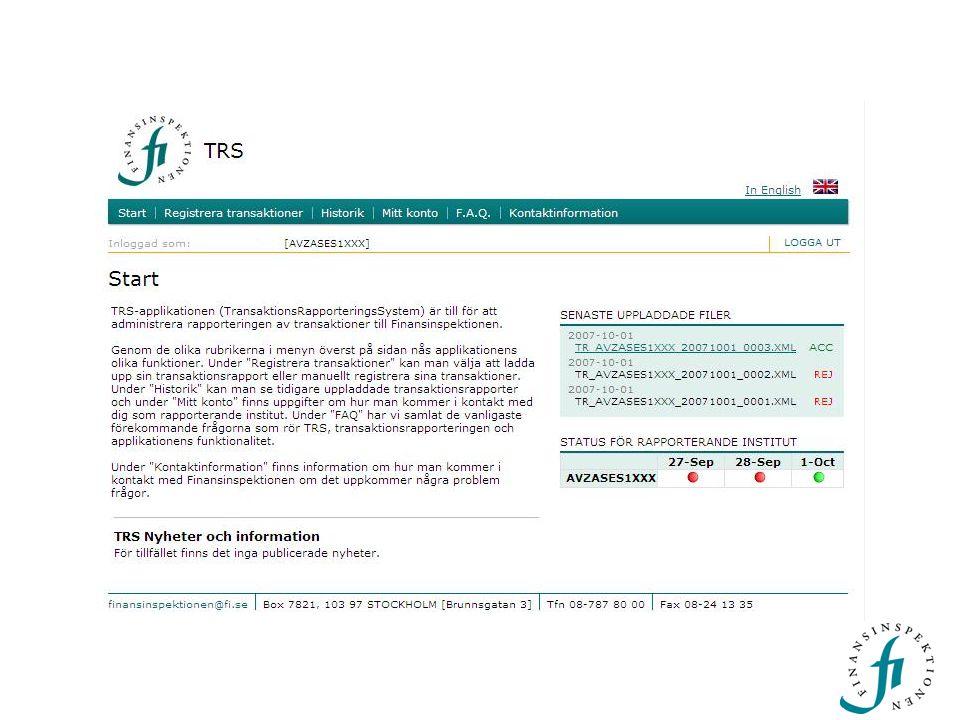 Riskbedömning  Implementera lämpliga rutiner –Hög risk = utökad process för kundkännedom –Låg risk = förenklad process för kundkännedom –Normal risk