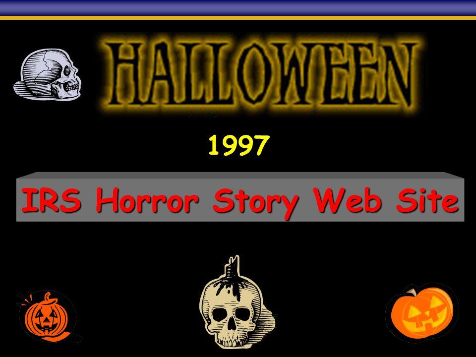 Skatteverket 1997 IRS Horror Story Web Site