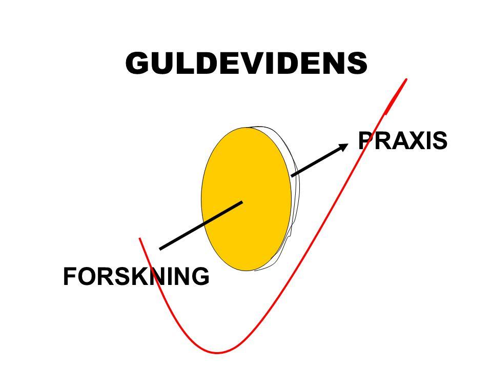 GULDEVIDENS FORSKNING PRAXIS