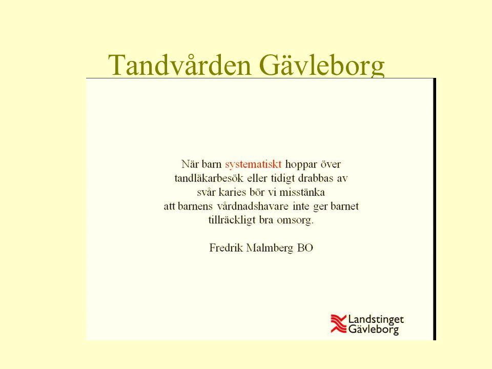Tandvården Gävleborg