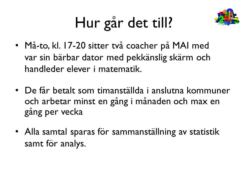 Mattecoach Linköping i media • 17/2 Artikel i Katrineholmskuriren.