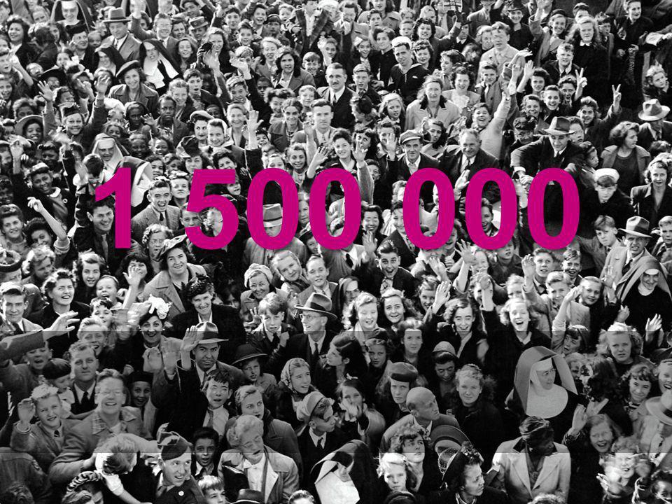1 500 000