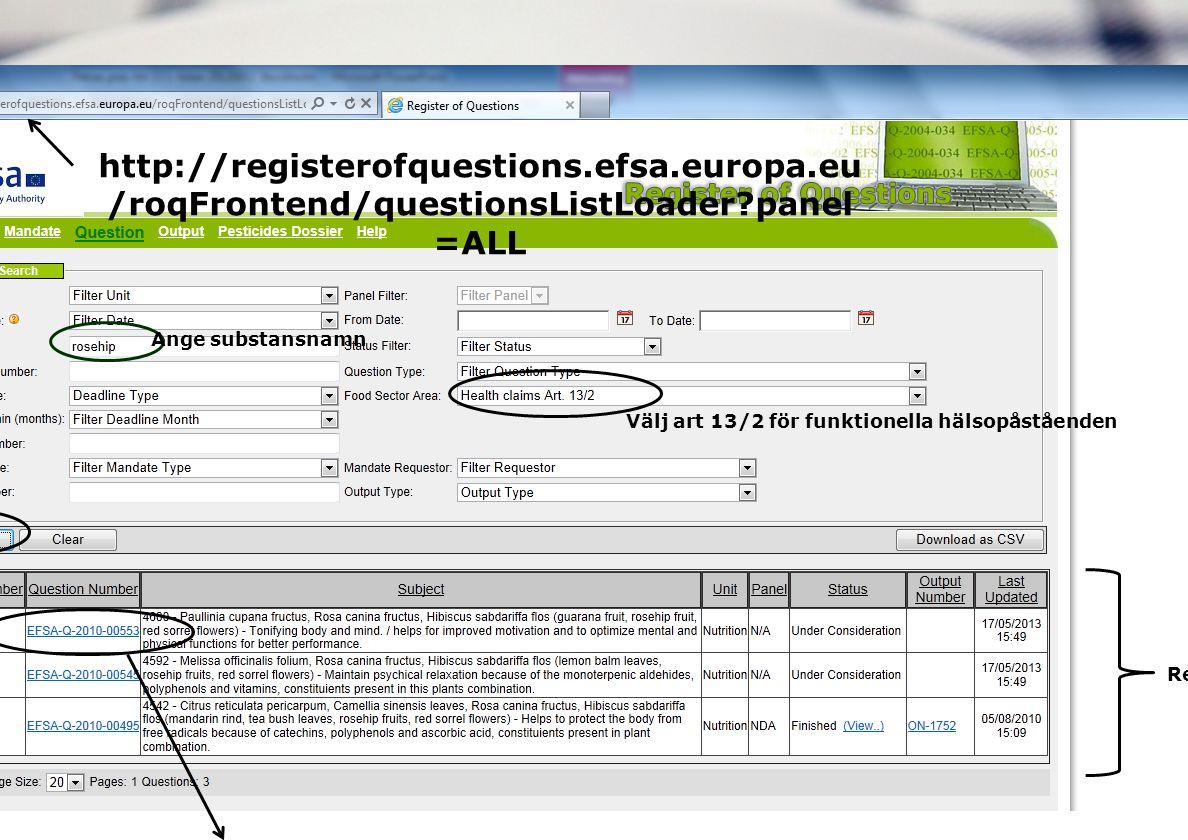 Vägledning till förordning (EG) nr 1924/2006 • Vägledning till förordning (EG) nr 1924/2006 Publicerad 10 juli 2013