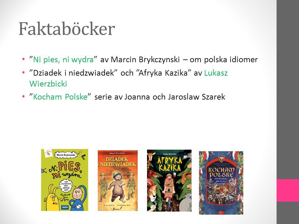 Tecknade serier • Marzena Sowa Marzi • Henryk Jerzy Chmielewski Tytus, Romek i a'Tomek • Janusz Christa Kajko i Kokosz