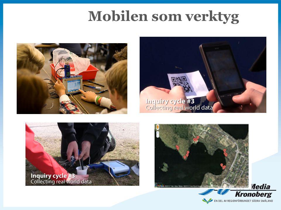 Mobilen som verktyg