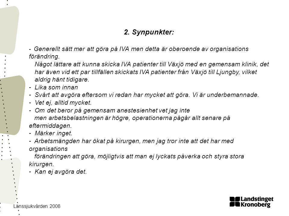 Länssjukvården 2008 2.