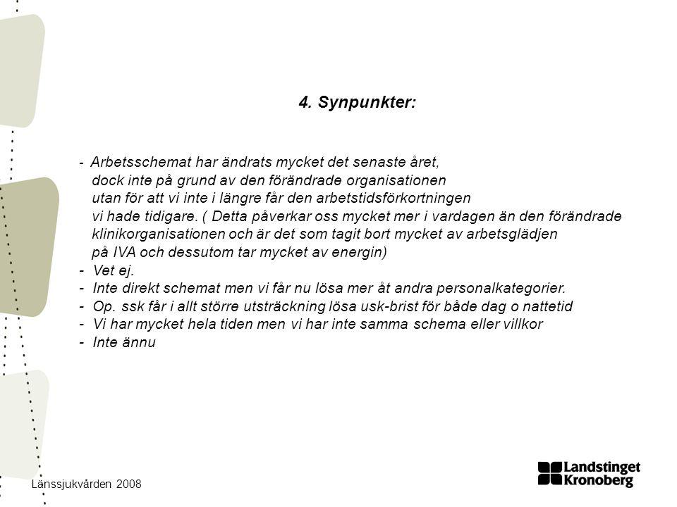 Länssjukvården 2008 4.