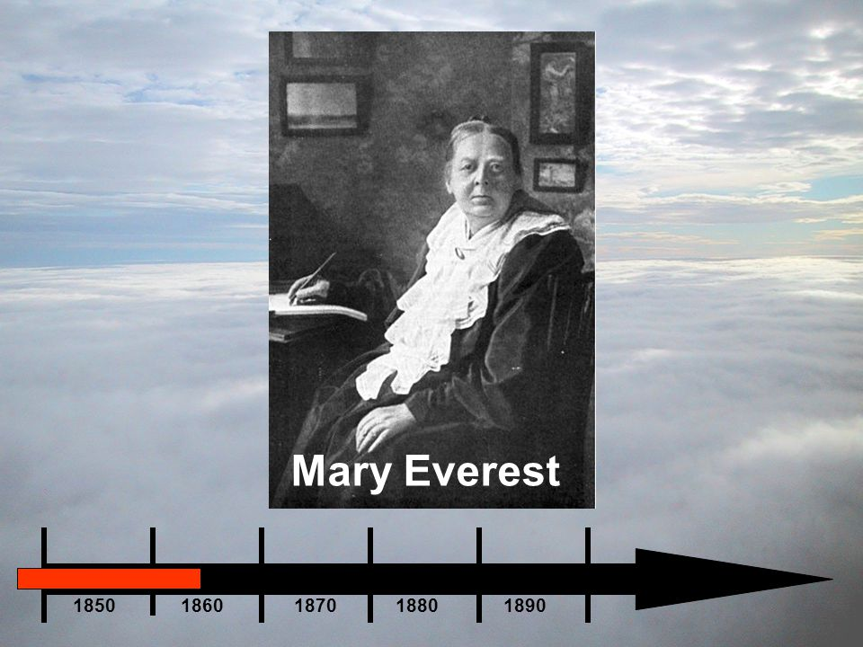 Mary Everest