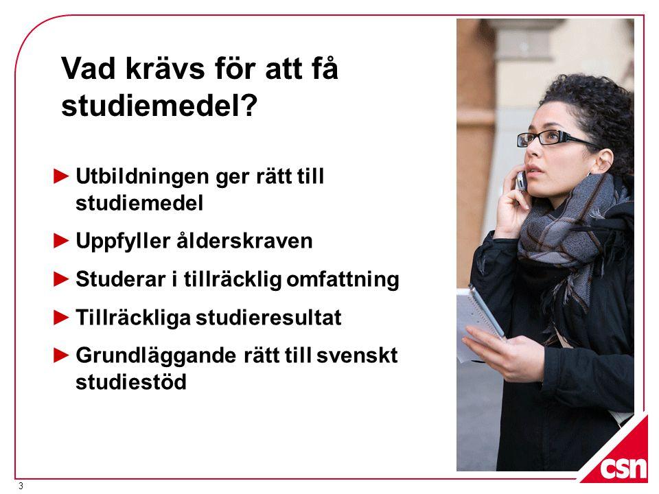 4 Krav på studieresultat – komvux Vad krävs.