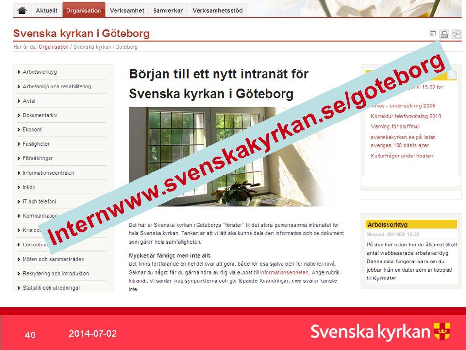 2014-07-02 40 Internwww.svenskakyrkan.se/goteborg