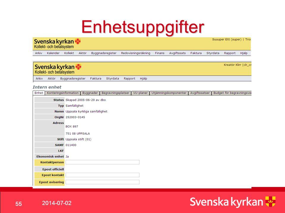 2014-07-02 55 Enhetsuppgifter