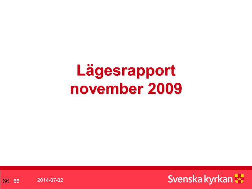 2014-07-02 66 Lägesrapport november 2009