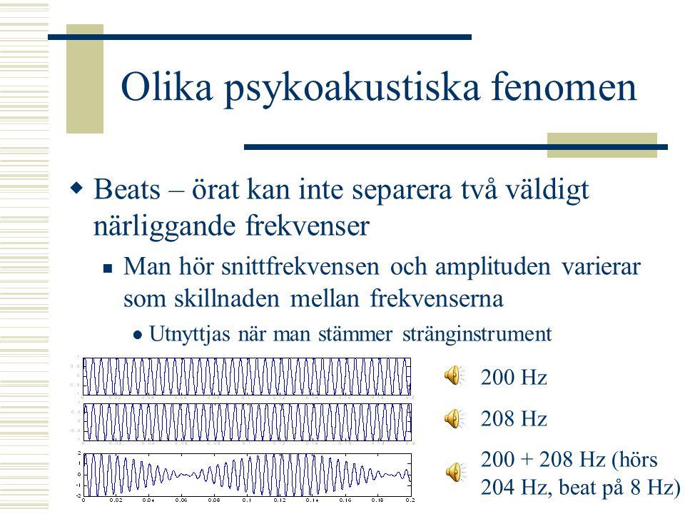 """""""Förstärkardecibel""""  Ofta ser man på stereoanläggningar skalor där det högsta värdet är 0 dB, sedan bara negativa värden  0 dB – den högsta volymen"""