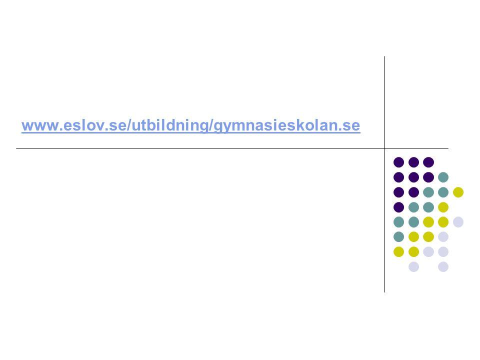 www.eslov.se/utbildning/gymnasieskolan.se