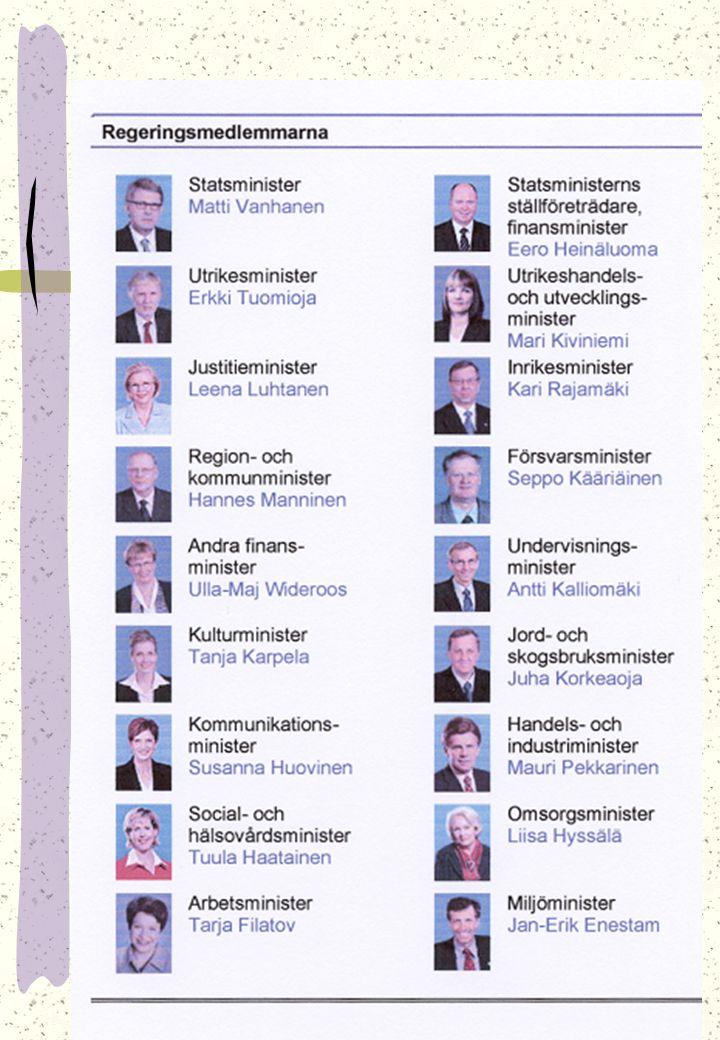 Åland forts. Staten representeras av en landshövding Ålandsdelegationen sakkunnigorgan i angelägenheter mellan riket och landskapet Åland väljer en ri
