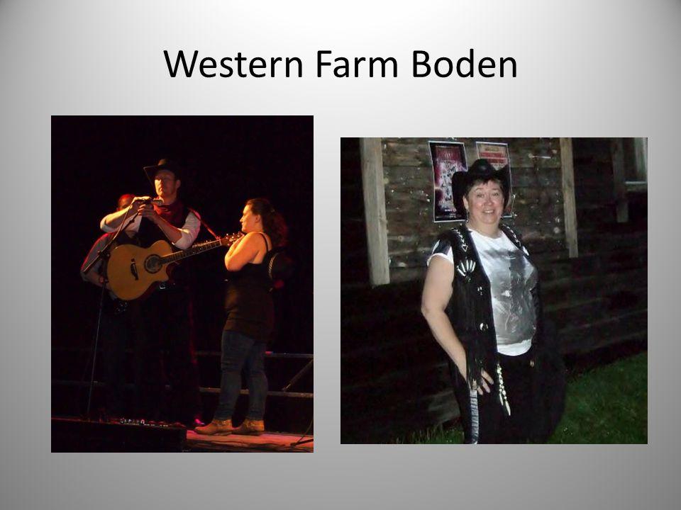 Western Farm Boden