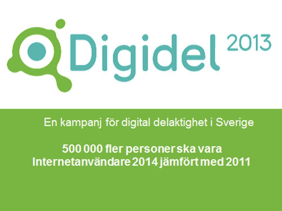.se  1,5 miljoner svenskar står utanför internet.