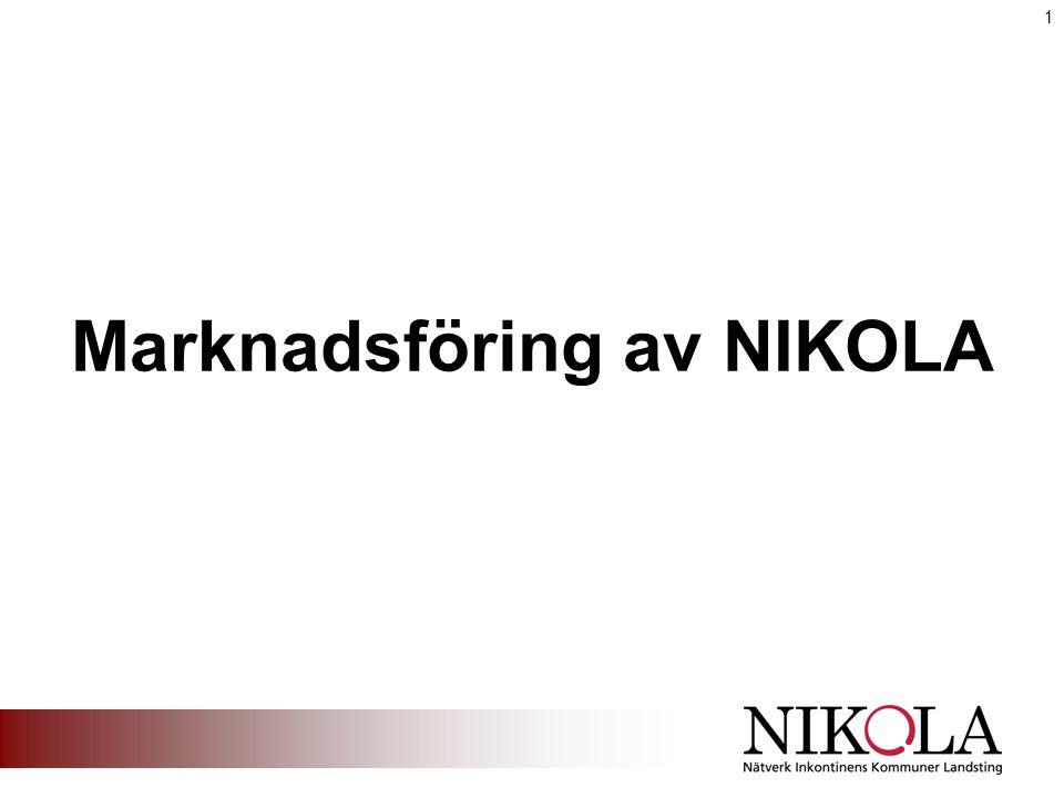 1 Marknadsföring av NIKOLA