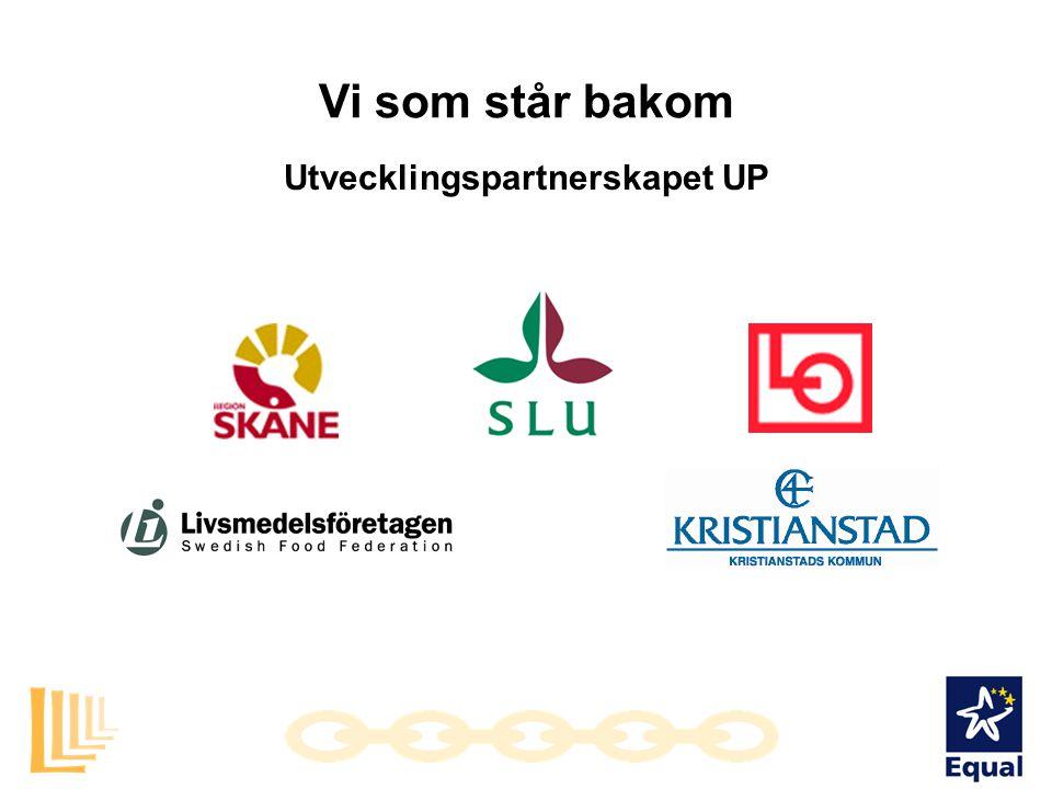 Vi som står bakom Utvecklingspartnerskapet UP