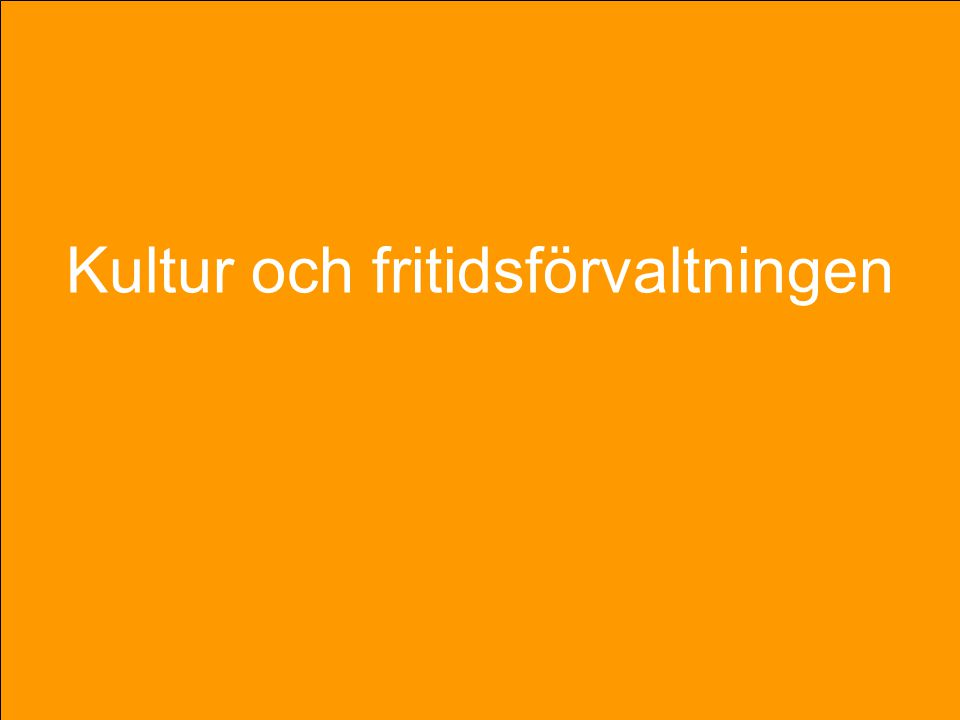 Kultur och fritidsförvaltningen Handlingsplan för tillgänglighet för personer med funktionshinder vid folkbiblioteken i Lund.