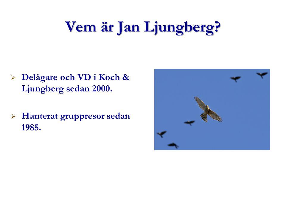 Vad är Koch & Ljungberg.  Resebyrå i Skanör och Malmö, grundad 1996.