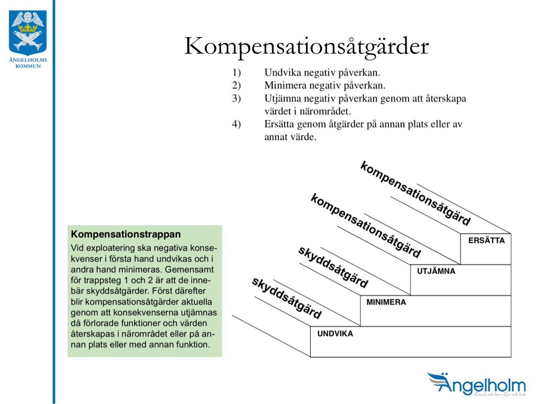 Kompensationsåtgärder