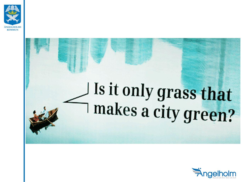 Vilka parametrar/värderingar styr stadsbyggandet i Ängelholm.