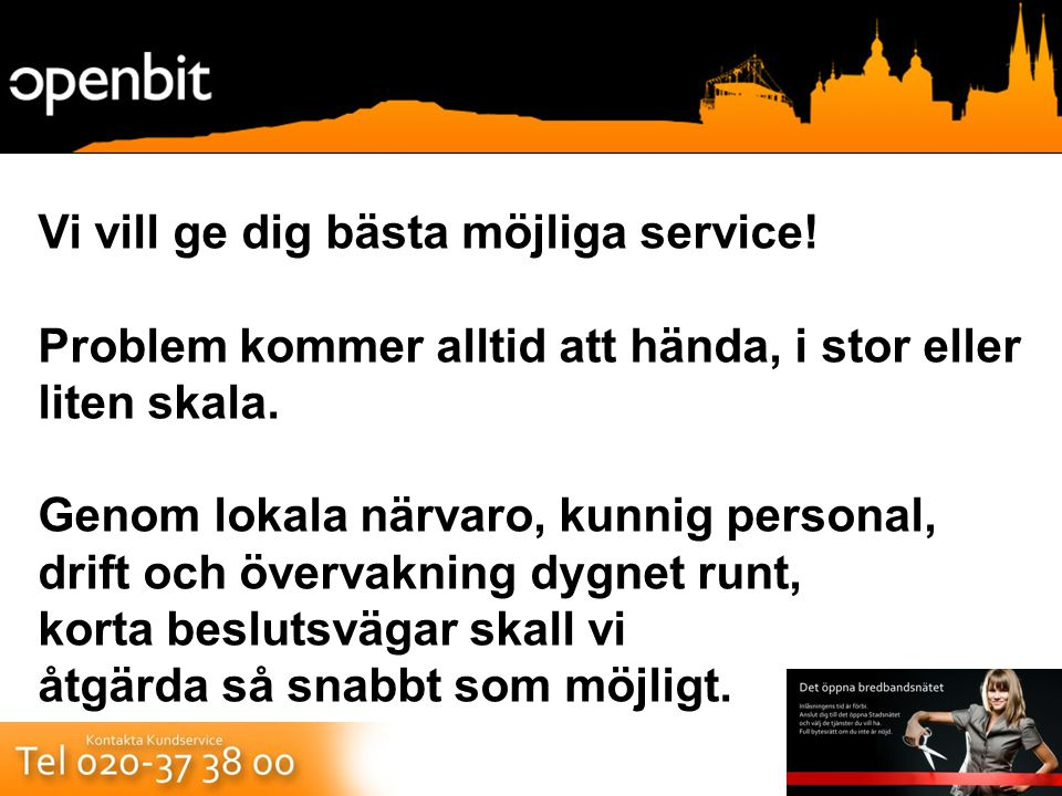 Komihåg www.openbit.se