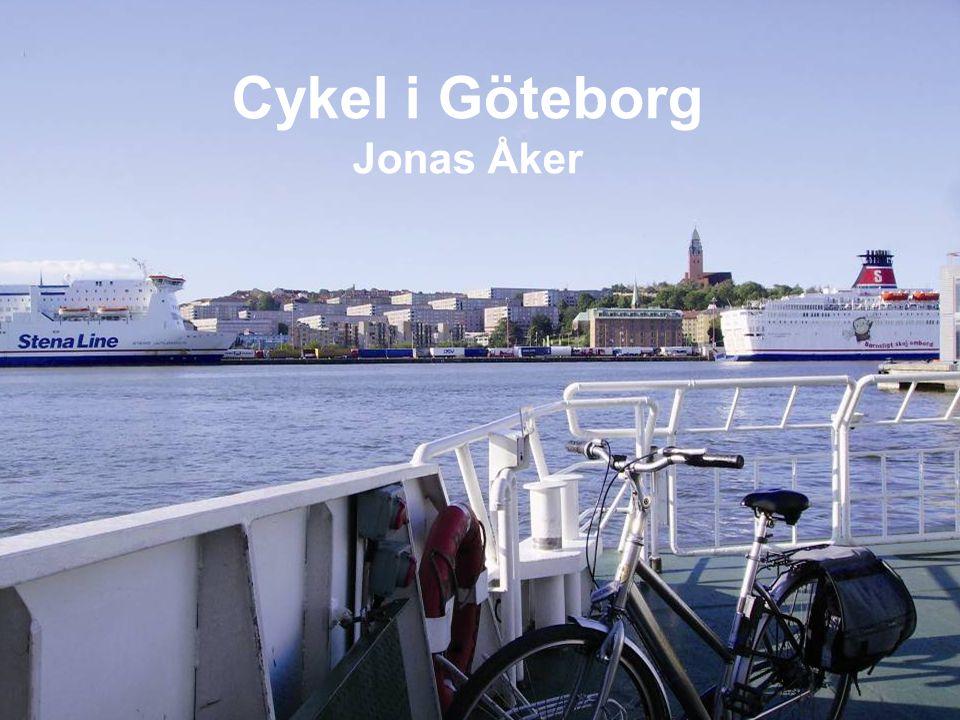 Cykel i Göteborg Jonas Åker