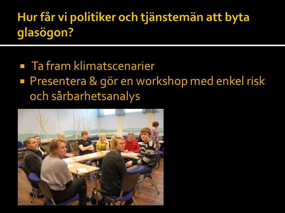  Hitta process att integrera frågorna i ÖP.Energi - och klimatstrategi.