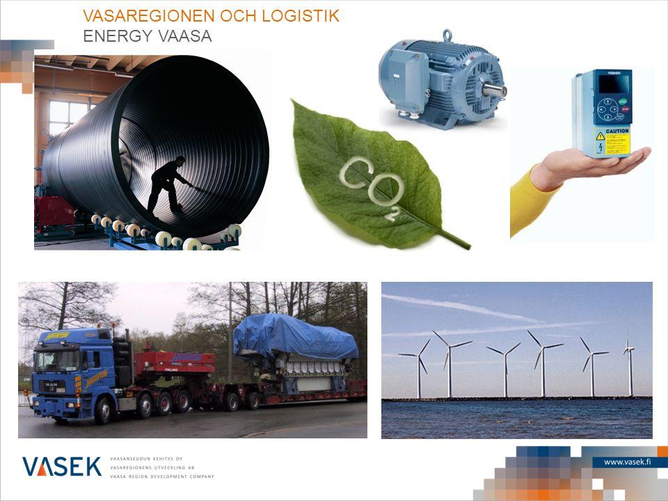 VASAREGIONEN OCH LOGISTIK ENERGY VAASA