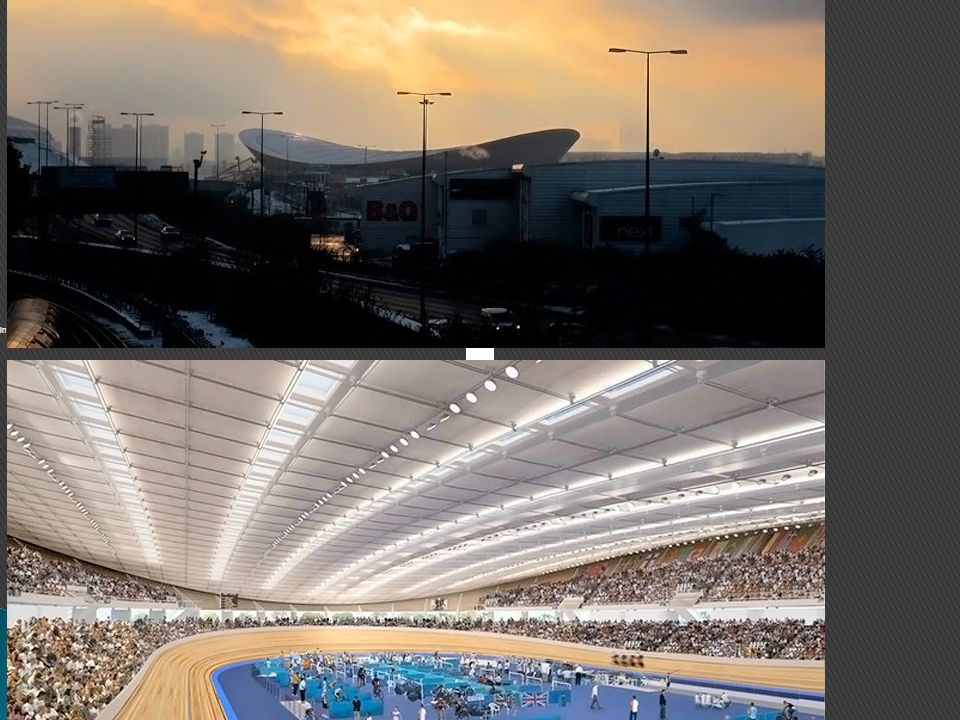 hopkins architects: london 2012 olympic velodrome complete 'lond on 201 2 olym pic velo dro me' by hop kins archi tects in lond on, engl anda ll imag