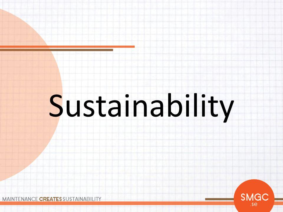 Brundtlandkommissionen Vårt ansvar för att ge barnen minst lika goda förutsättningar som vi haft: • Ekonomiskt • Ekologiskt • Socialt