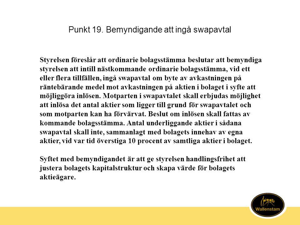 Punkt 19.