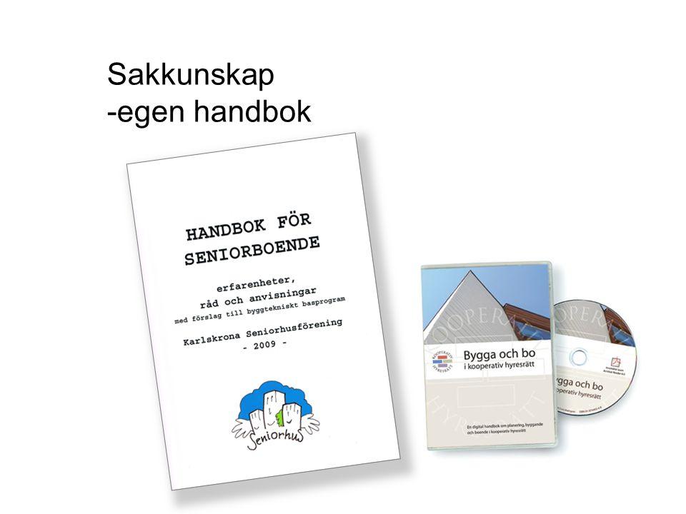 Sakkunskap -egen handbok