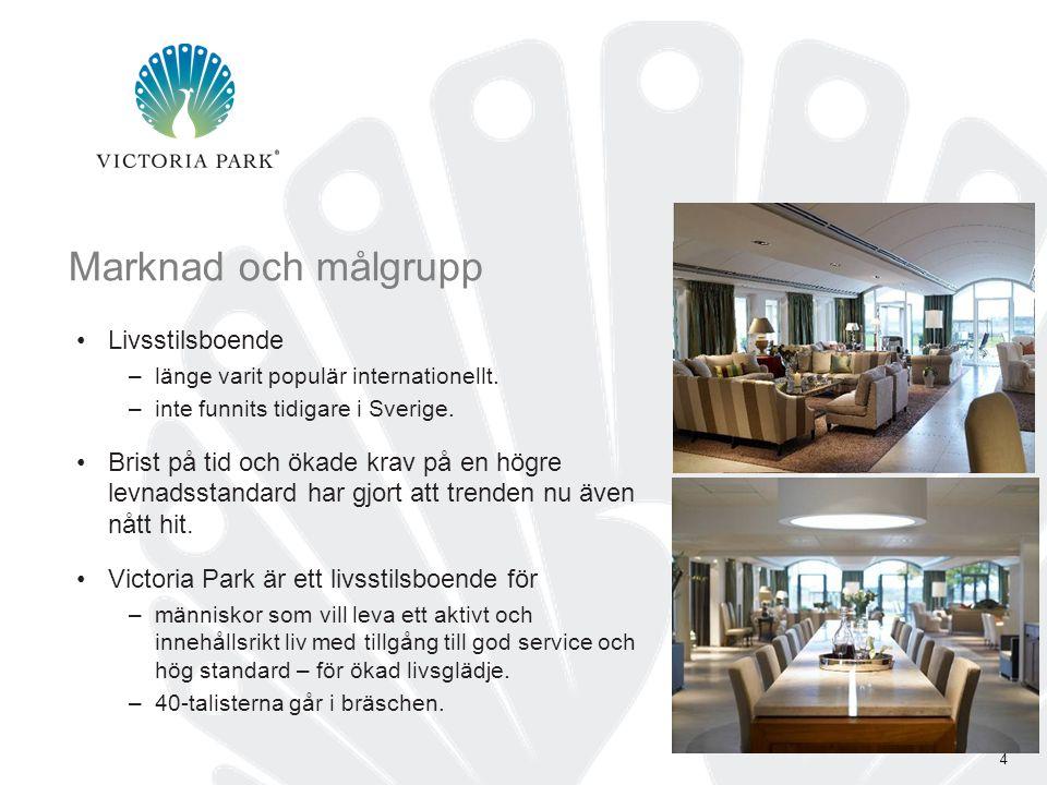 Victoria Park - ett nytt sätt att leva och bo 15 Victoria Park Annetorpsvägen 100 216 17 Limhamn Unni Åström VD 040-16 74 42 0734-38 44 33 www.victoriapark.se