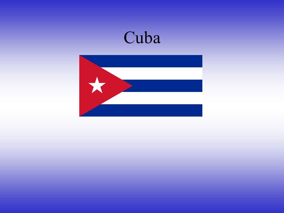 Fakta •C•Cuba är ett land vid Karibiska havet.•L•Ligger i nordamerika.