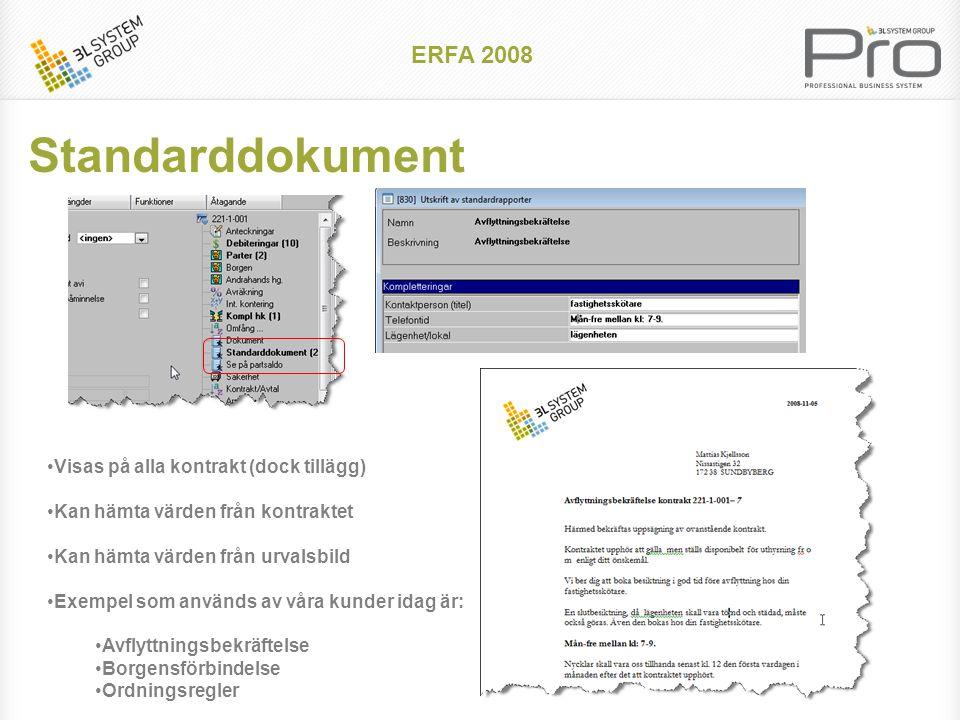 Översikten – en enkel rapportgenerator Gör tex sql-filter för att endast visa lokalkontrakt Lägg till momskod i översikten Kopiera översiktens värden till Excel för vidare bearbetning /överblick Exempel: Vilka lokalkontrakt är momspliktiga enligt systemet