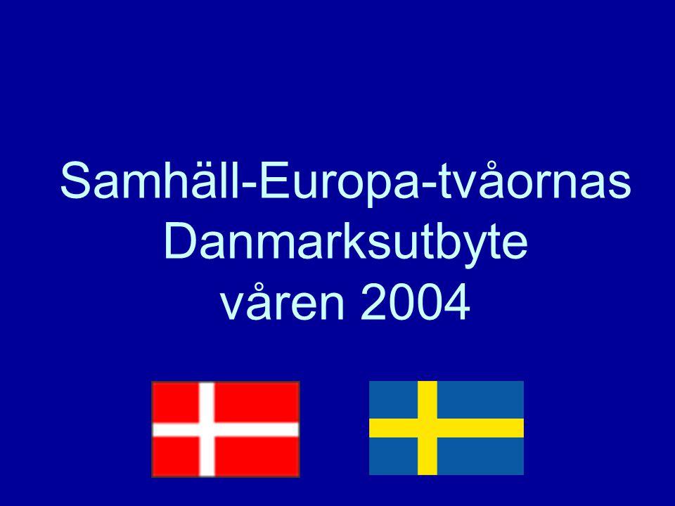 Samhäll-Europa-tvåornas Danmarksutbyte våren 2004