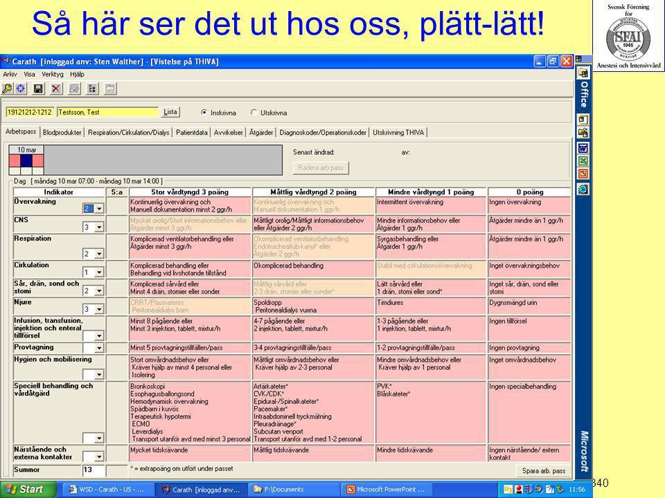 2008-03-14Britt-Marie Persfalk, Marita Lindén, Karin Samuelson och Sten Walther - SIR340 Så här ser det ut hos oss, plätt-lätt!