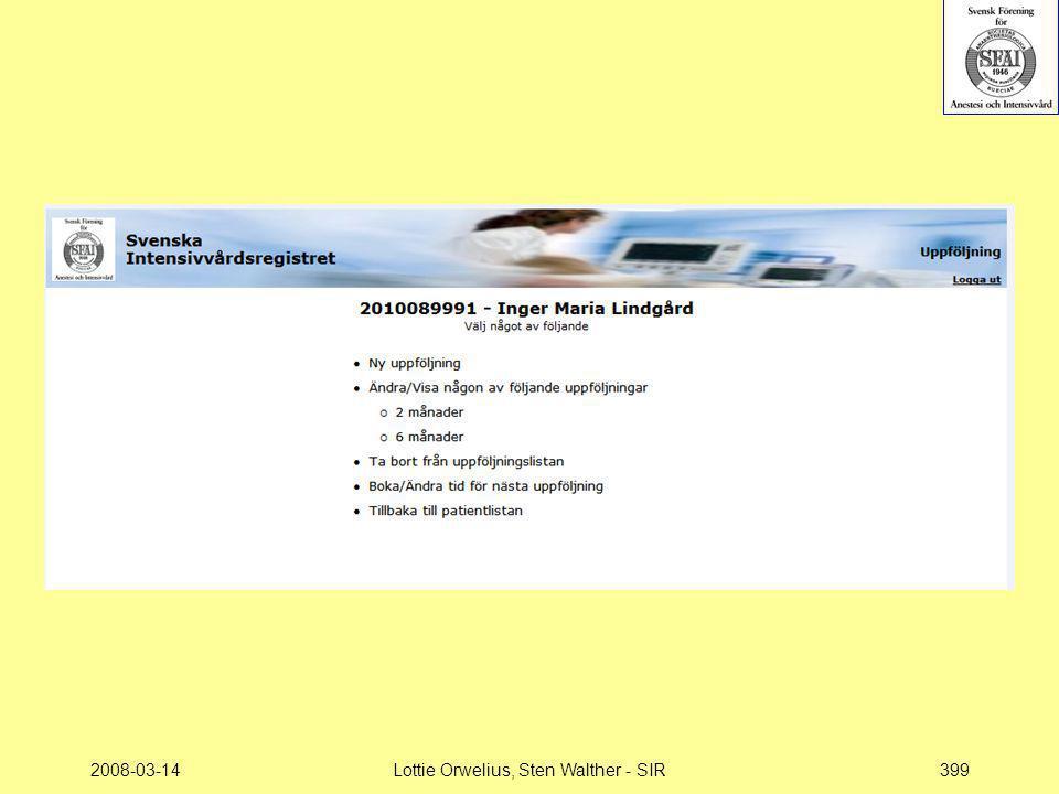 2008-03-14Lottie Orwelius, Sten Walther - SIR399