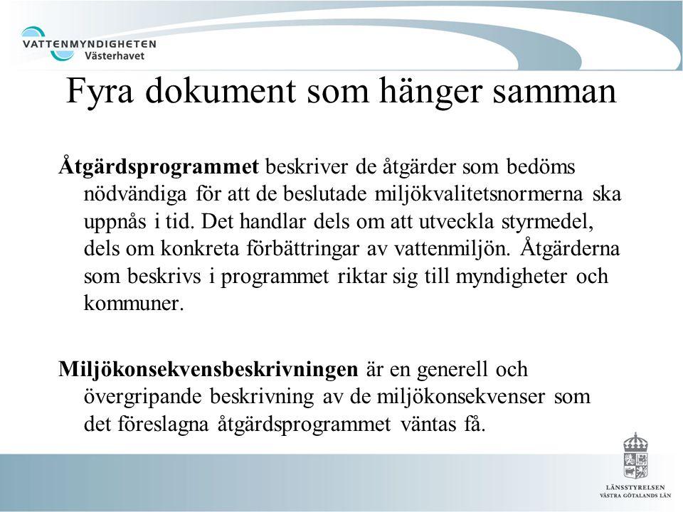 Kan åtgärder föreslagna ge God/Hög status till 2015.